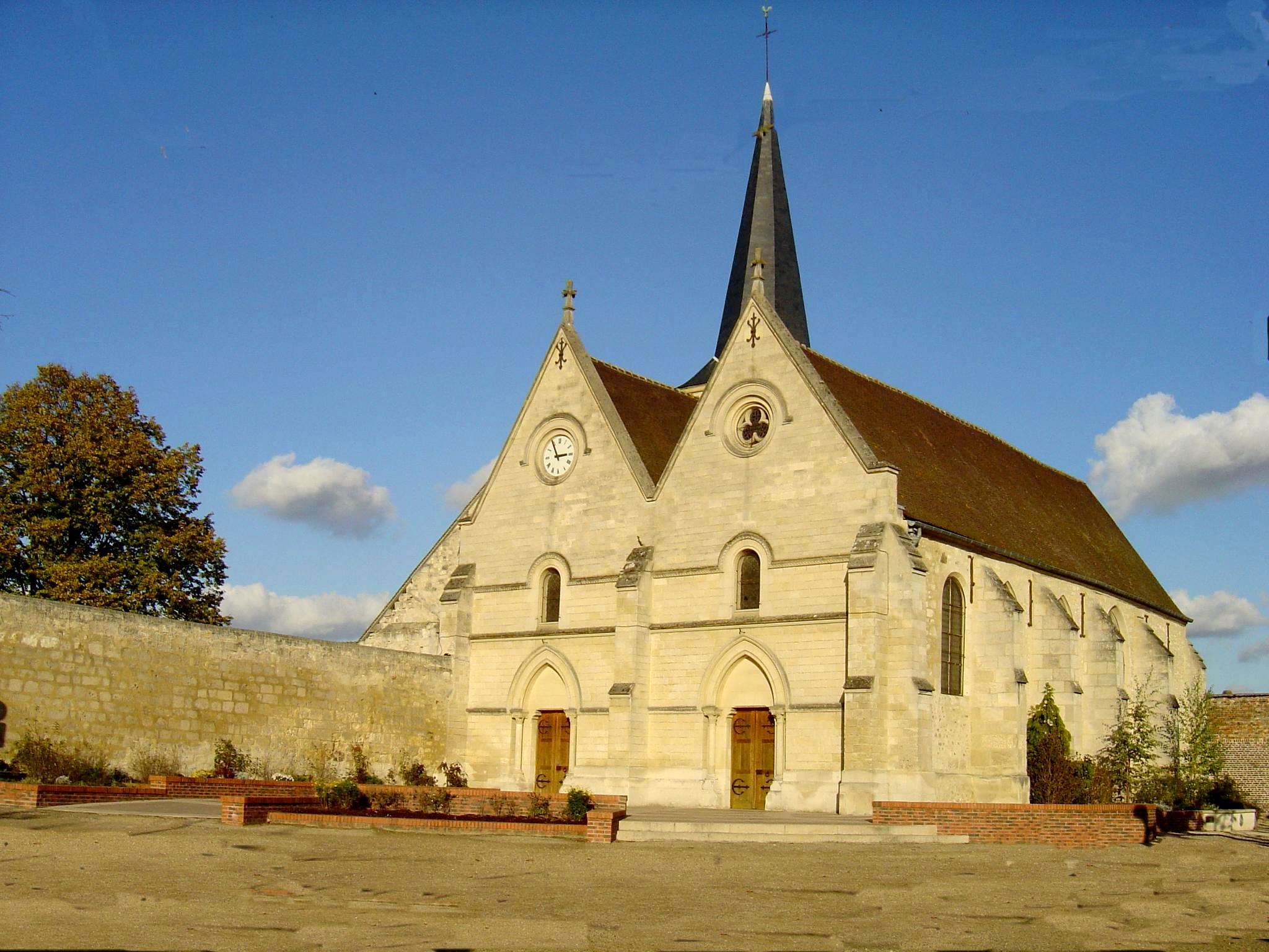 Eglise La Croix
