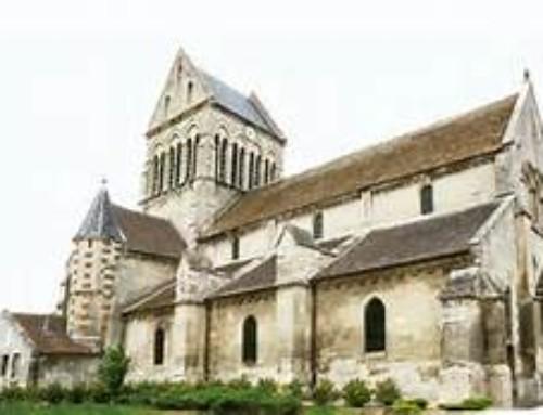 Fermeture provisoire église Sainte-Trinité de Choisy
