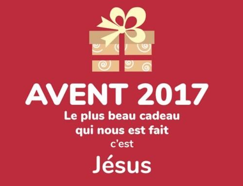 Collégiens 6e-5e – Avent 2017