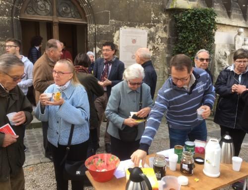 Café après la messe – Saint-Jacques