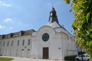 Compiègne.ChapelleSaintLouisdel'AncienHôpital