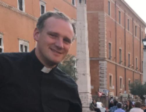 Nouvelles du père Martin à Rome