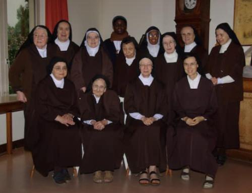 Décès de Sr Marie de Jésus au Carmel