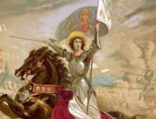Prière de notre Jeanne d'Arc de Compiègne