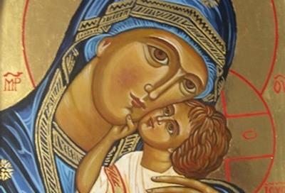 Icone-Vierge