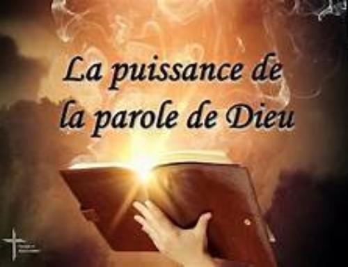 Pour tous : formation à la proclamation de la Parole – Compiègne