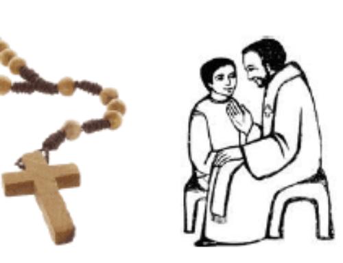 Chapelet et confessions