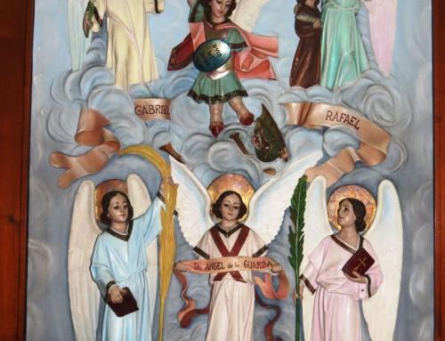 Les archanges avec nous, dans les moments décisifs