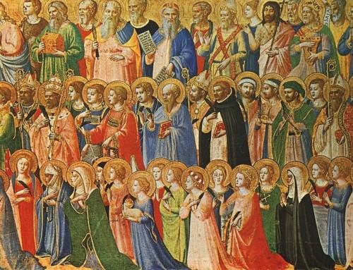 Prions les saints de demain !